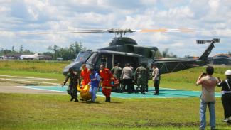 Jenazah Korban KKB di Nduga Papua