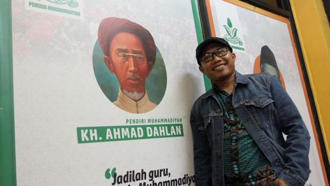 Ketua Umum Pimpinan Pusat Pemuda Muhammadiyah Periode 2018-2022 Sunanto