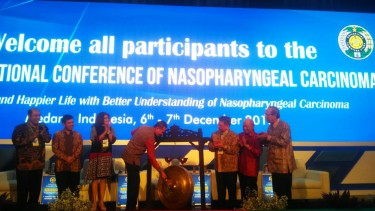 The 1st International Conference of Nasopharyngeal Carcinoma