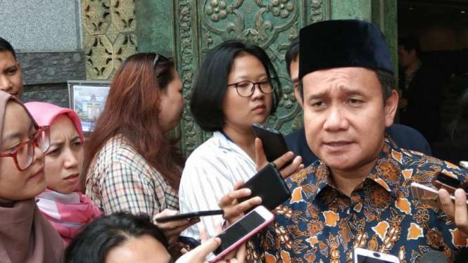 Deputi Senior Gubernur Bank Indonesia, Mirza Adityaswara