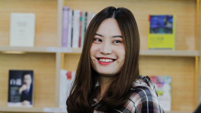 Alinna Wen Xin Direktur Marketing Oppo Indonesia
