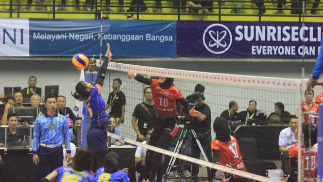 Pertandingan Proliga 2019