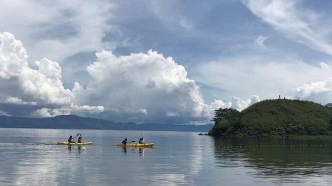 Pantai Bukit Ceria, Silalahi, Kabupaten Dairi Danau Toba