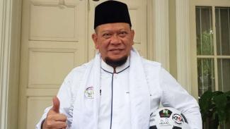 La Nyalla Mahmud Matalitti.
