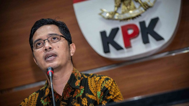 Juru Bicara Komisi Pemberantasan Korupsi (KPK), Febri Diansyah