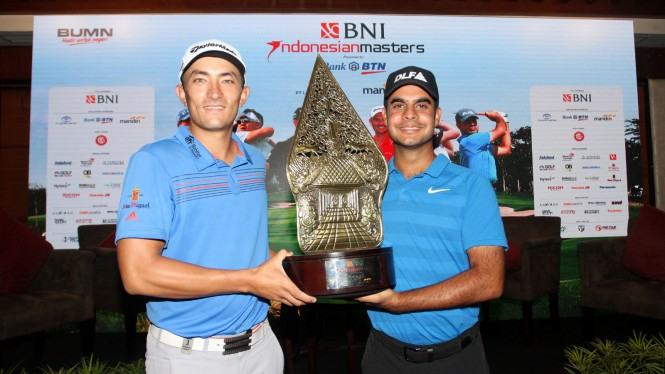 Indonesian Masters 2018 Siap Digelar