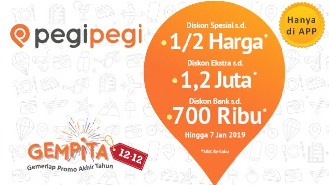Program Pegipegi GEMPITA 12.12.