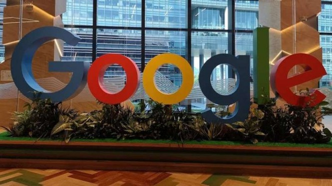 Kantor Google Asia Pasifik di Singapura.