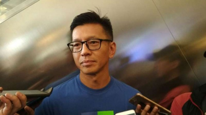Direktur PT Persib Bandung Bermartabat (PBB), Teddy Tjahyono