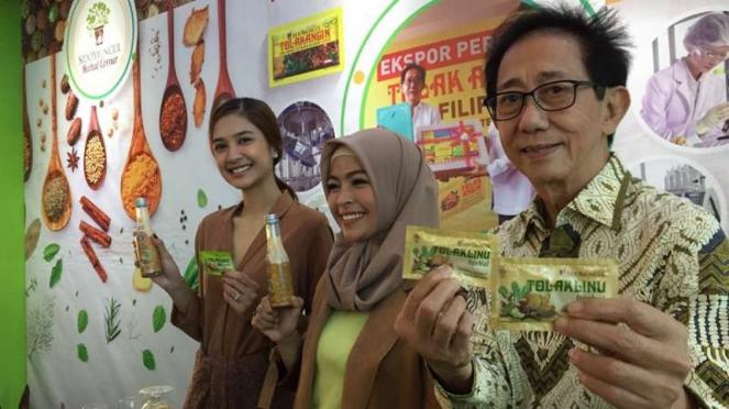 Mikha Tambayong, Tantri Kotak, CEO Sido Muncul, Irwan Hidayat