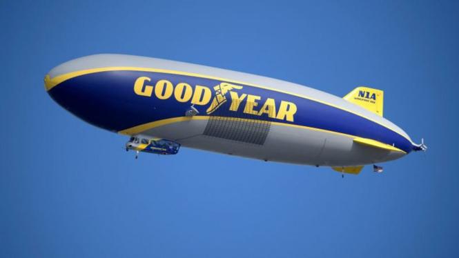 Balon udara Goodyear