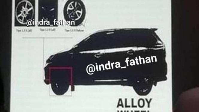 Bocoran wujud Daihatsu Xenia edisi 2019