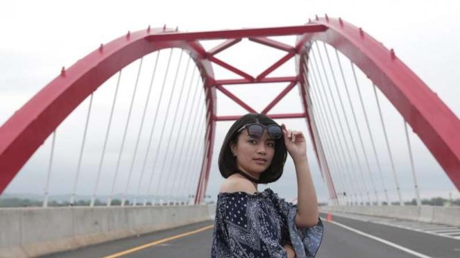Jembatan Kalikuto di Tol Trans Jawa