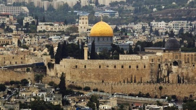Australia Akui Yerusalem Barat Ibu Kota Israel, Ini Alasannya
