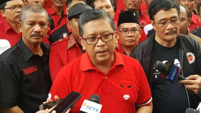 Timses Jokowi Dukung Argumen Kpu Pakai Kotak Suara Kardus
