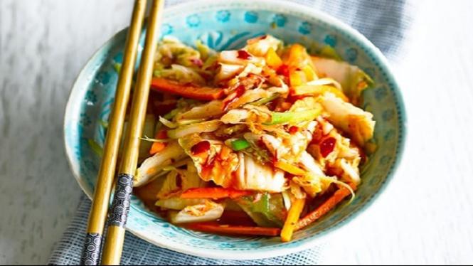 Makanan khas Korea, kimchi