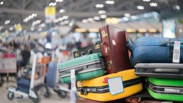 Ilustrasi bagasi.