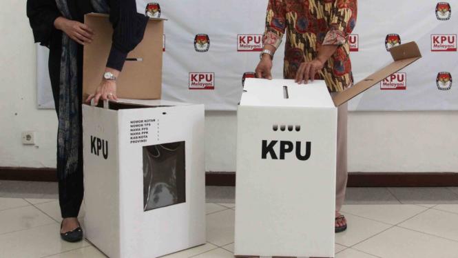 Sandiaga Uno Ingatkan Potensi Kecurangan Bila Kotak Suara Tak Prima