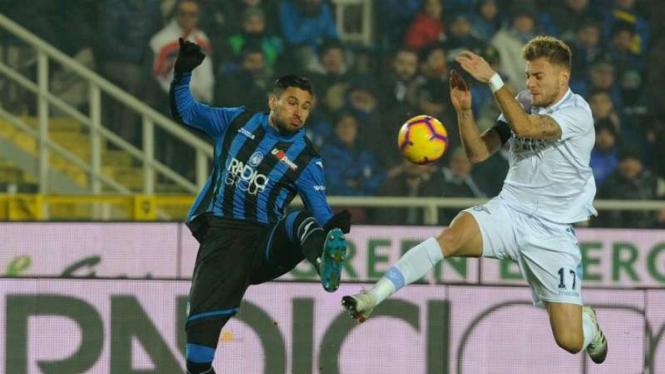 Ditekuk Atalanta, Tren Negatif Lazio Berlanjut