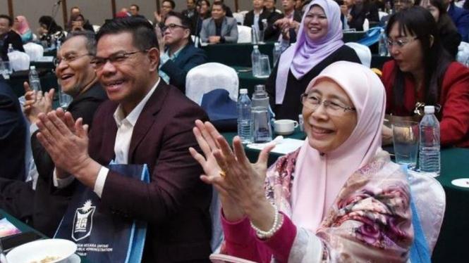 Saifuddin Nasution, Menteri Malaysia Yang Menyandang Marga Mandailing