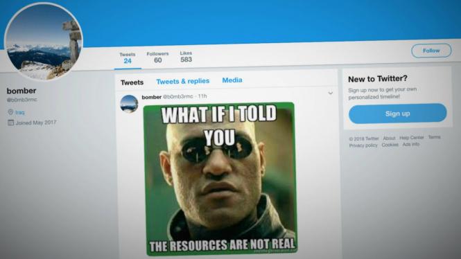 Awas, Diam-diam Meme Di Twitter Potensi Berbahaya
