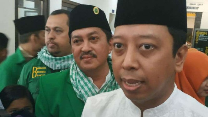 Ppp Anggap Sandiaga Sadar Dukungan Jokowi Terlalu Kuat Di Malang Raya
