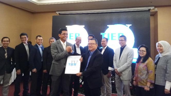 Telkomsigma sandang sertifikasi data center kelas internasional, Tier IV
