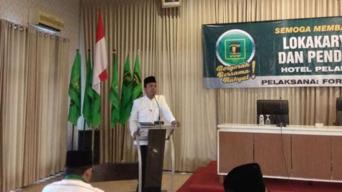 Ppp Akui Bertanggung Jawab Jokowi Keok Di Madura Pada Pemilu 2014