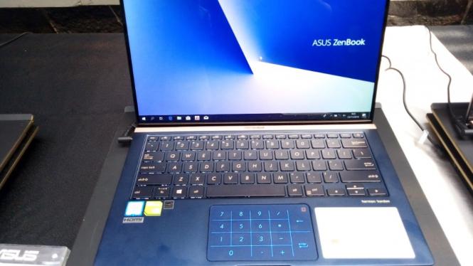 Asus ZenBook UX433.