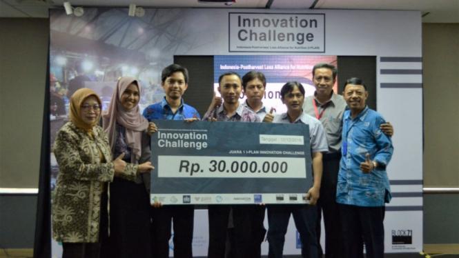 Pemenang Innovation Challenge
