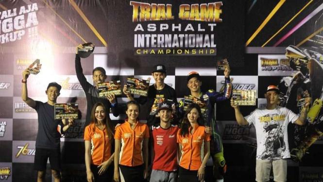 Torehan Apik 2 Pembalap Indonesia Di Tga 2018