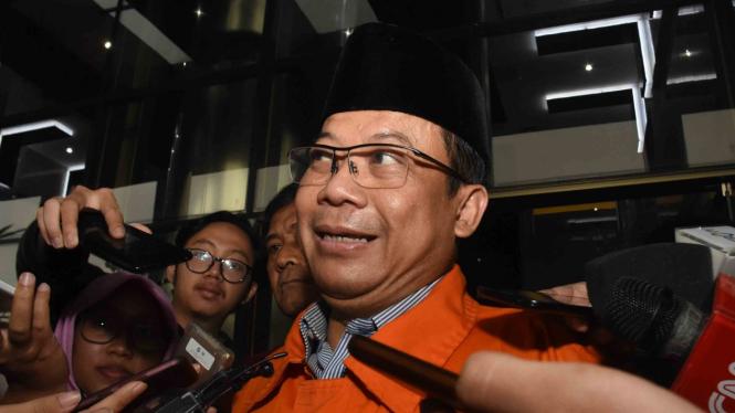 Kpk Periksa Tenaga Ahli Wakil Ketua Dpr Taufik Kurniawan