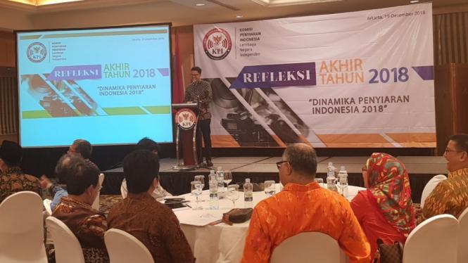 Kpi Sebut Siaran Tv Di Indonesia Masih Banyak Yang Positif