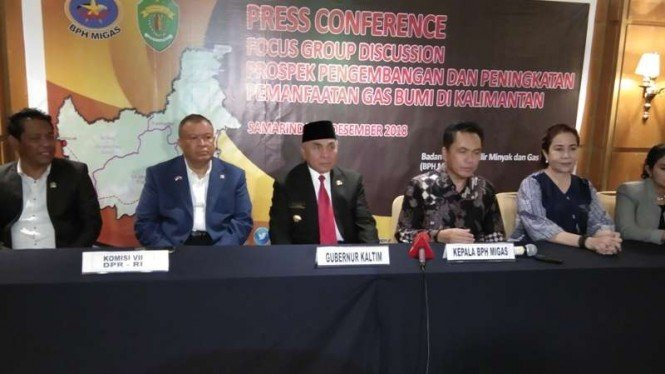 Bph Migas Fokus Pembangunan Pipanisasi Gas Trans Kalimantan