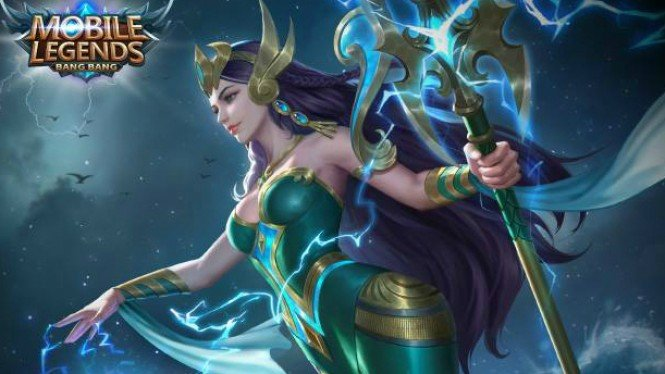 Hero Kadita dirilis resmi di Mobile Legends: Bang Bang (MLBB)