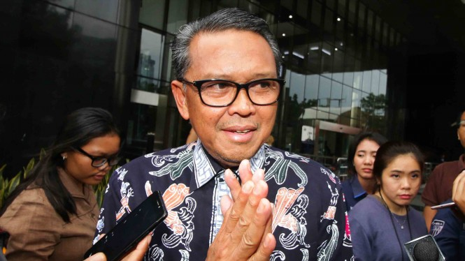 Gubernur Sulawesi Selatan, Nurdin Abdullah