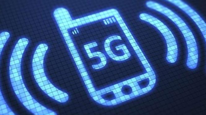 Teknologi 5G.
