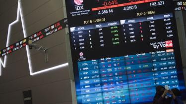 Aktifitas Bursa Efek Indonesia