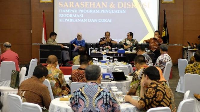 Bea Cukai Indonesia.