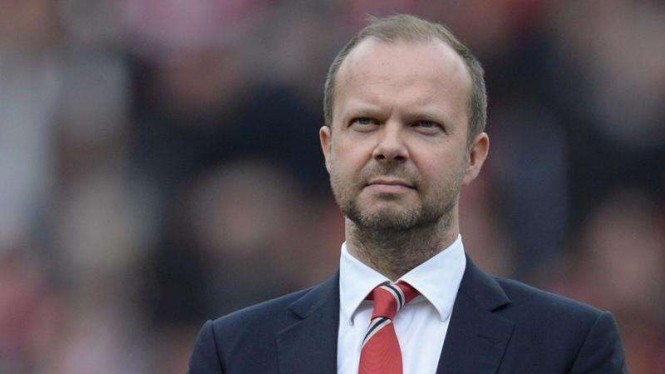 Vice-Chairman Manchester United, Ed Woodward