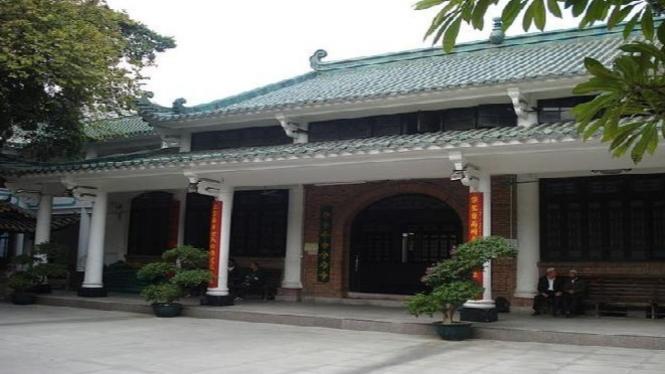 Huaisheng, salah satu Masjid tertua di Tiongkok.
