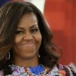 Michelle Obama finished second to Hillary Clinton three times - PA