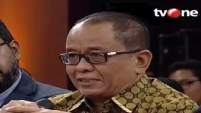 Mantan Sekretaris Menteri BUMN Muhammad Said Didu