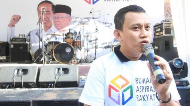 Politikus Partai Kebangkitan Bangsa (PKB)  Abdul Kadir Karding