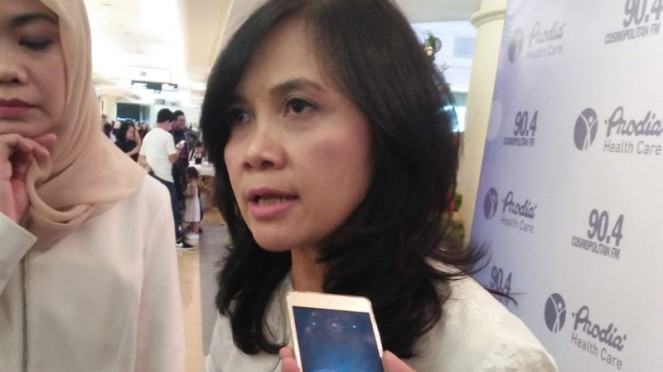 Direktur Utama Prodia, Dewi Muliaty.