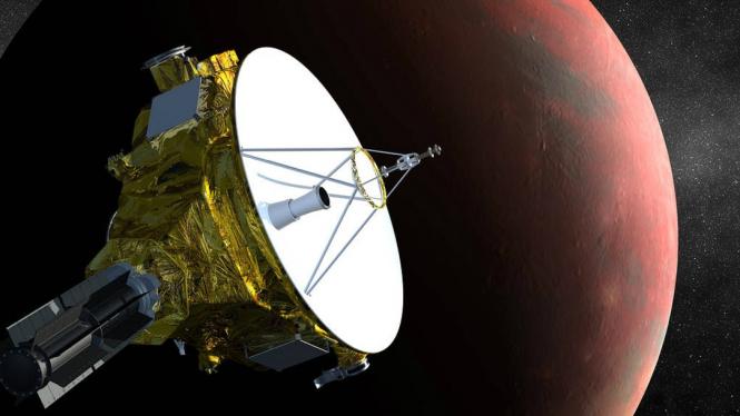 Wahana antariksa New Horizons