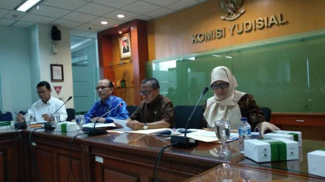 Komisi Yudisial memaparkan ribuan laporan terkait kode etik dan perilaku hakim
