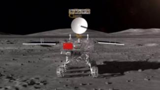Pesawat luar angkasa China.