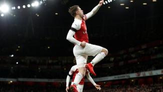 Aaron Ramsey angkat kaki dari Arsenal