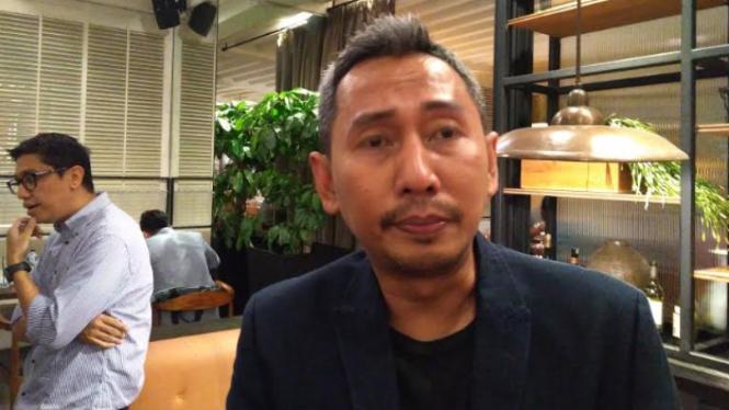 CEO Digital Happiness dan pembuat game DreadOut, Rahmat Imron.